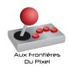 Logo Aux Frontières du Pixel